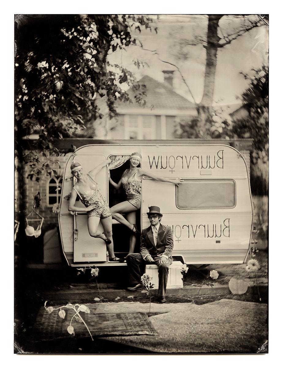 Tintype Studio x Buurvrouw&Buurvrouw